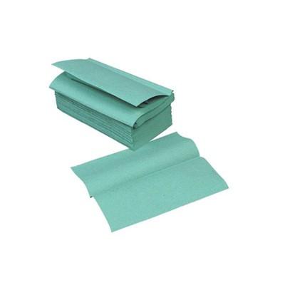 C Fold Hand Towels Green 2850 Paper C Fold Hand Towels